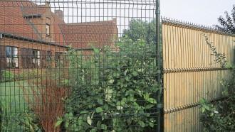 Bepaal zelf de openheid van uw tuinafscheiding