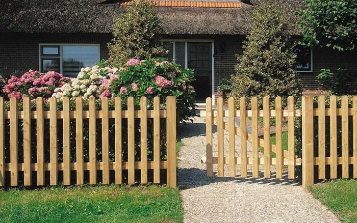 Excellent houten poort recht (Art. 203823) 2.jpg