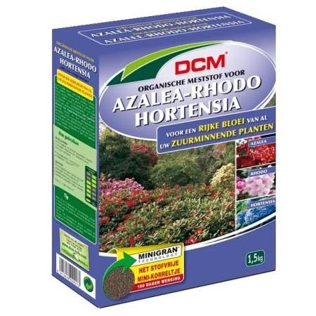 DCM Organische Meststof, Bemesting voor Rhododendron - Hortensia - Azalea 1500 gram).jpg