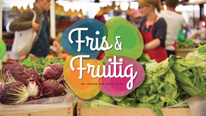 Streekmarkt: Fris & Fruitig 2016