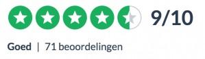 Klantenbeoordeling Schetsservice.nl