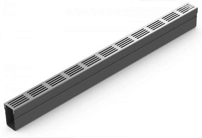 ACO SlimLine gootsysteem B=61mm L=1000mm (ACO Easygarden artikelnummer 19000).jpg