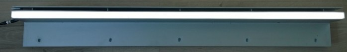 Euroline LEDline RVS L=1000mm, incl goot en LED element (ACO Easygarden artikelnummer 406675-LED).jpg