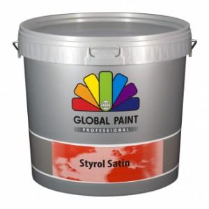 Global Paint - Styrol Satin - Hoogwaardige zijdeglanzende gevelverf voor buitentoepassing, geeft mineraal uiterlijk aan oppervlak. (met licht scheuroverbruggende eigenschappen) 2.png