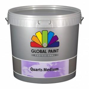 Global Paint - Quarts Medium - Structuurverf voor binnen gebaseerd op een acrylaat dispersie. 2.png