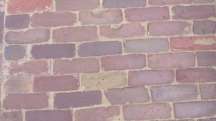 Oude hardgebakken dikformaat Harderwijk, paars, rood, brons genuanceerd 1.jpg