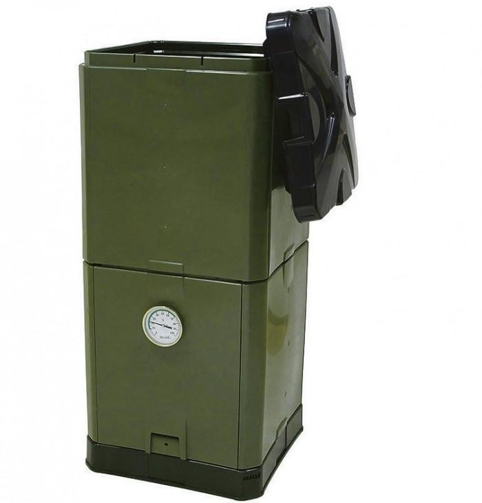Aerobin 200 L warmte compostbak (compostvat met gepatenteerd beluchting systeem van THO-M).jpg