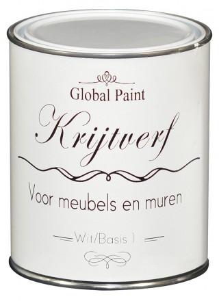 Global Paint - Krijtverf (Zeer matte krijtverf op waterbasis voor binnen).png