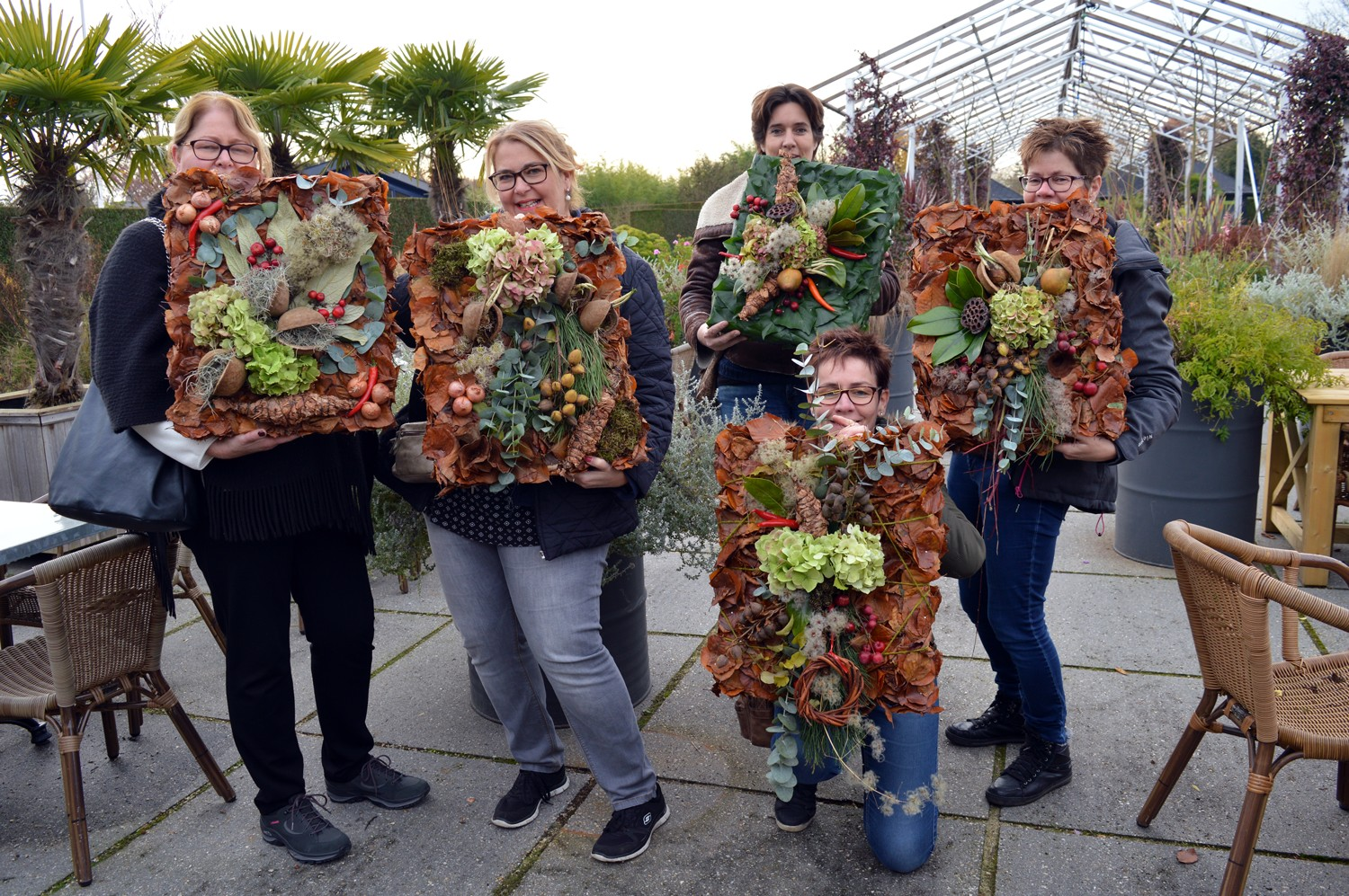 Teambuilding Workshop | De Tuinen van Appeltern
