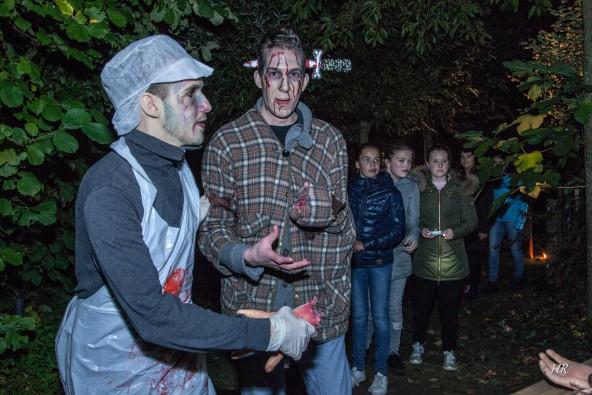 Halloween Griezeltochten 2018 | De Tuinen van Appeltern