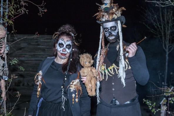 Halloween Griezeltochten 2019 | De Tuinen van Appeltern