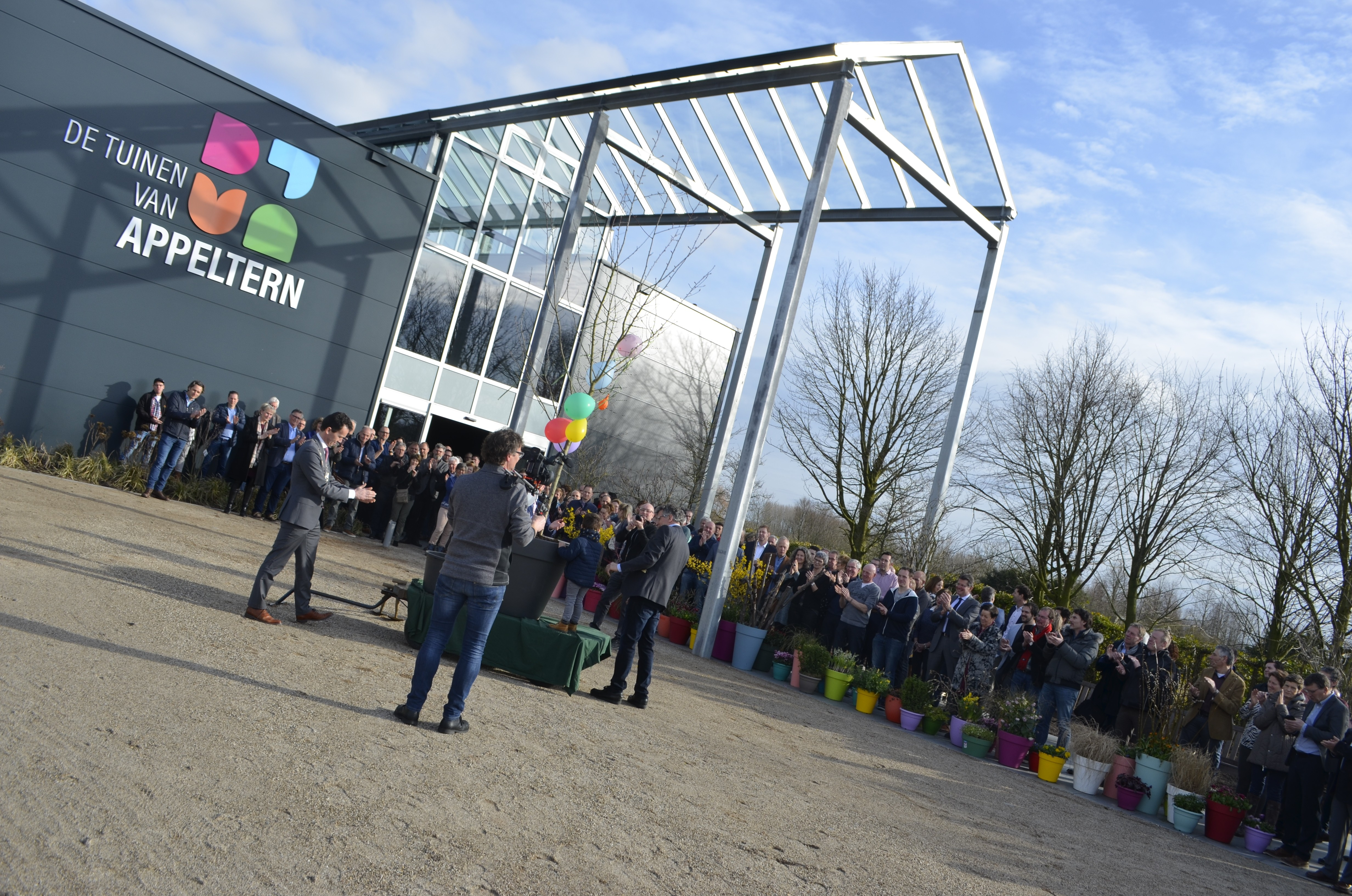 Parkopening 2018