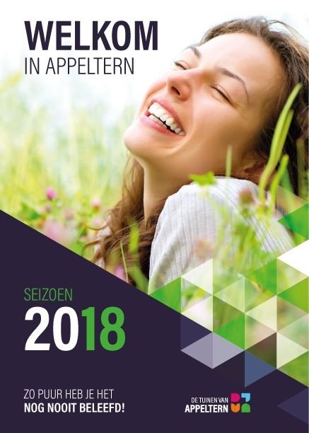 Parkbrochure 2018 - De Tuinen van Appeltern