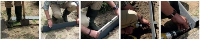 Aanbrengen Ecoboard plank in de tuin.jpg