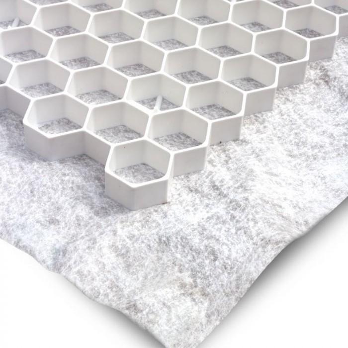 Witte grindplaat met antiworteldoek 119 x 78,6 x 3 cm (37 stuks = 33,13 m2 - EXCELLENT) 1.jpg