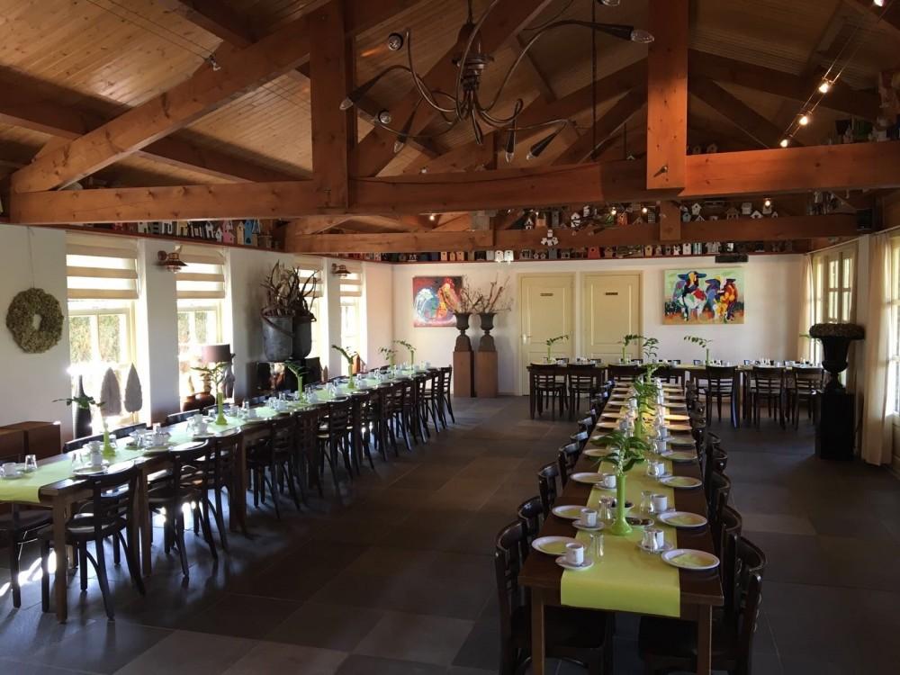 Accommodatie 'Oranjerie' - De Tuinen van Appeltern
