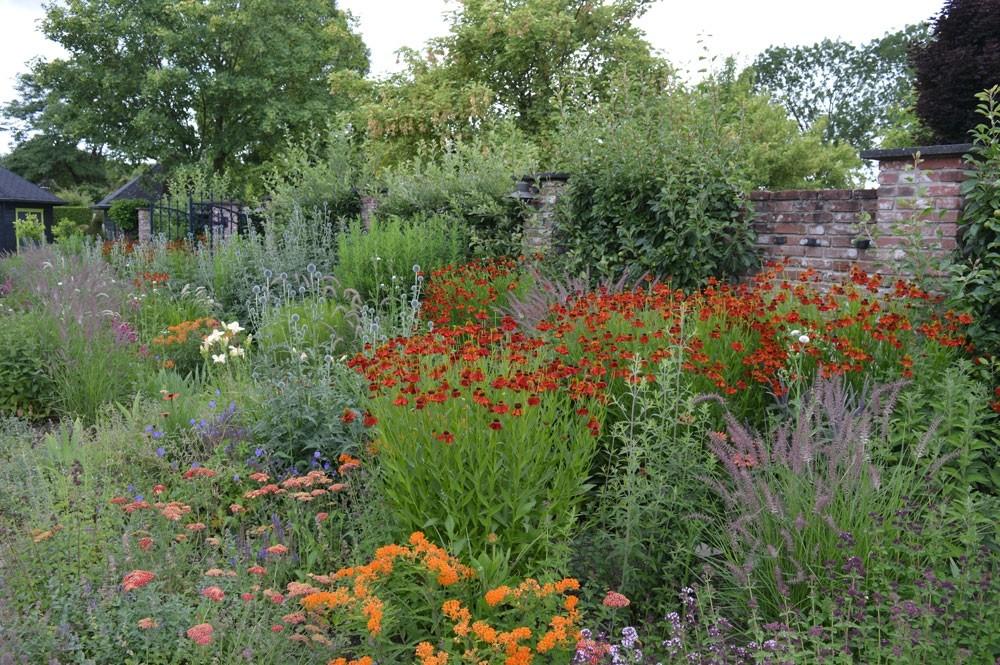 Prarieborder - De Tuinen van Appeltern