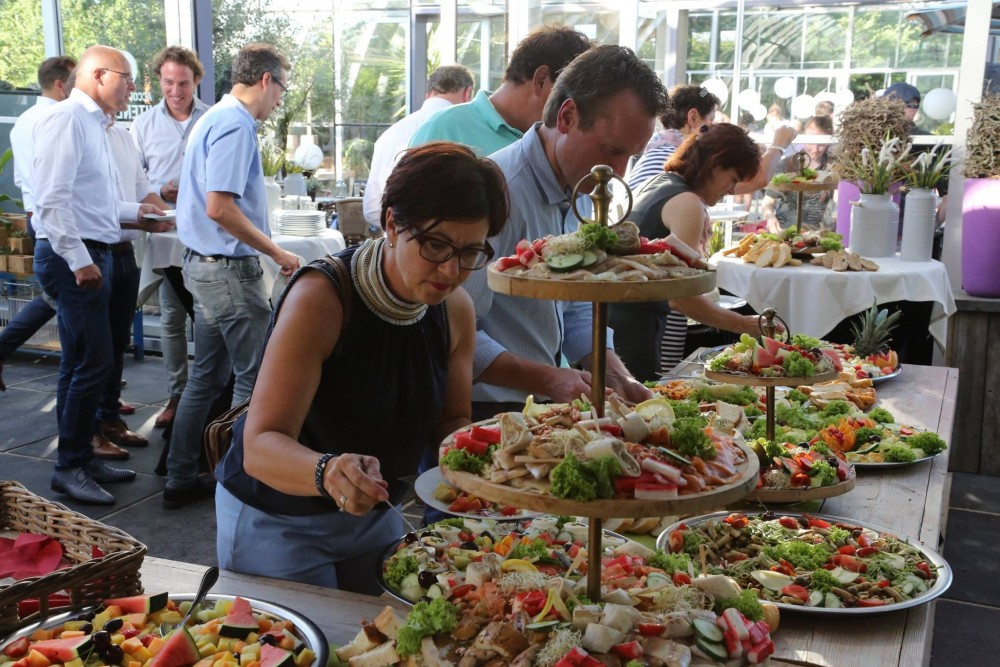 Catering - Accommodatie 'Buitenlucht'