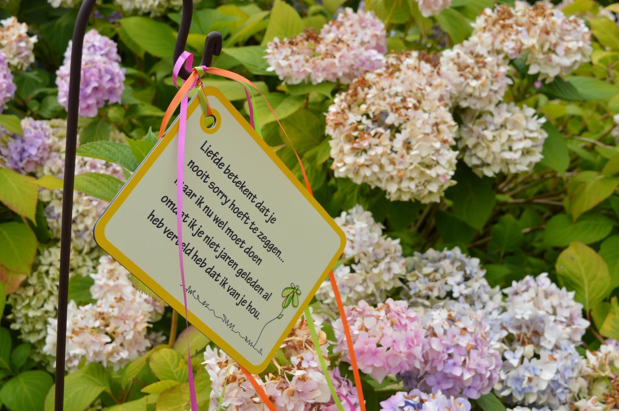 Bloemenpost - De Tuinen van Appeltern