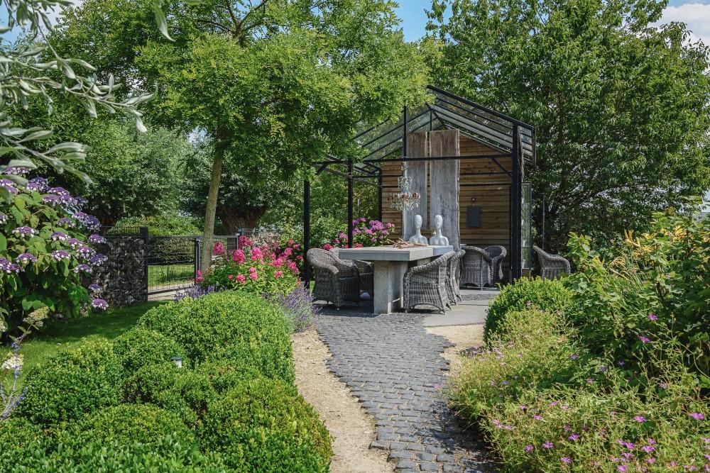 Bourgondische Tuin - De Tuinen van Appeltern