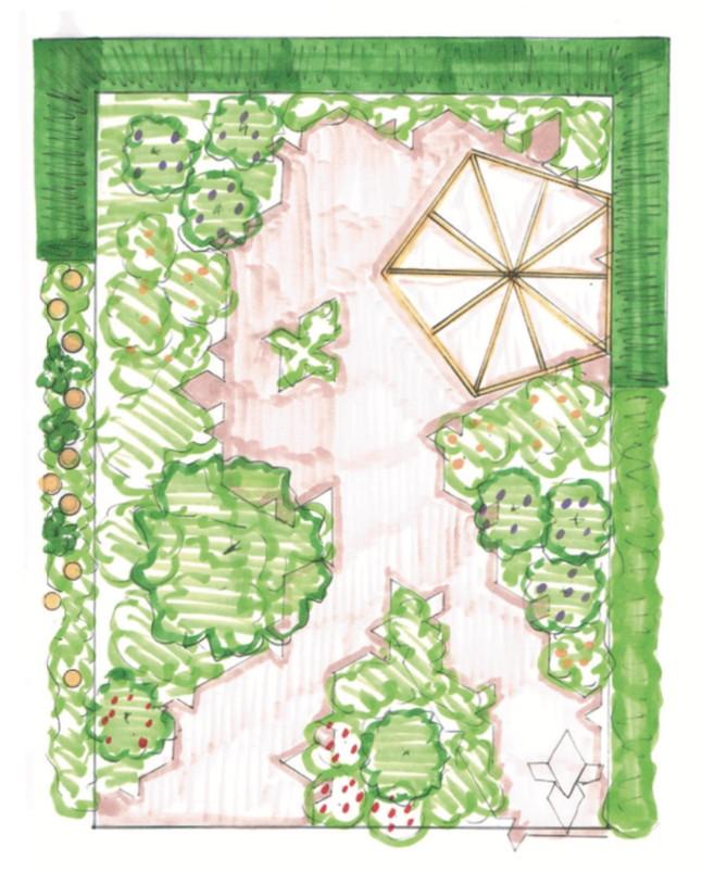 Inspiratietuin 'Avontuurlijk tuinieren' - De Tuinen van Appeltern