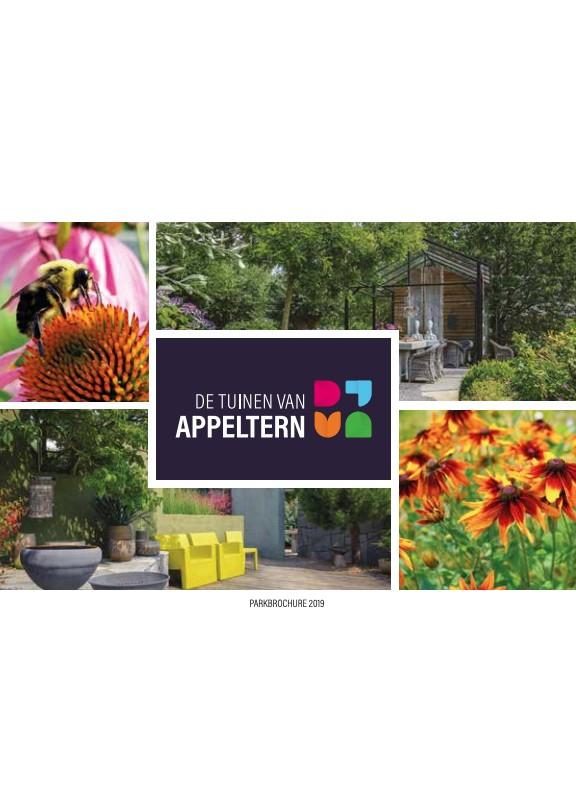 Parkbrochure 2019 - De Tuinen van Appeltern