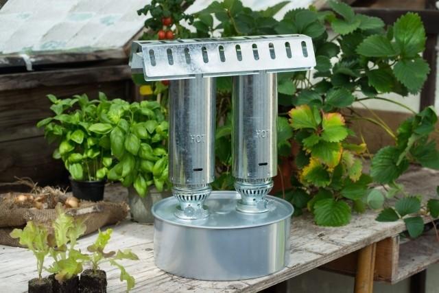 Tuinkasverwarmer - De Tuinen van Appeltern