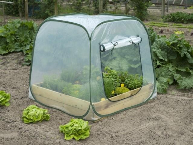 Pop-up tuinkas - De Tuinen van Appeltern