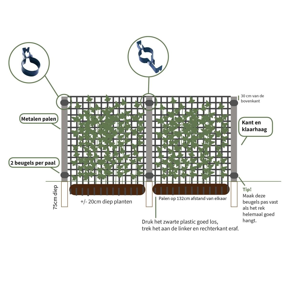 Hedge to Go - De Tuinen van Appeltern