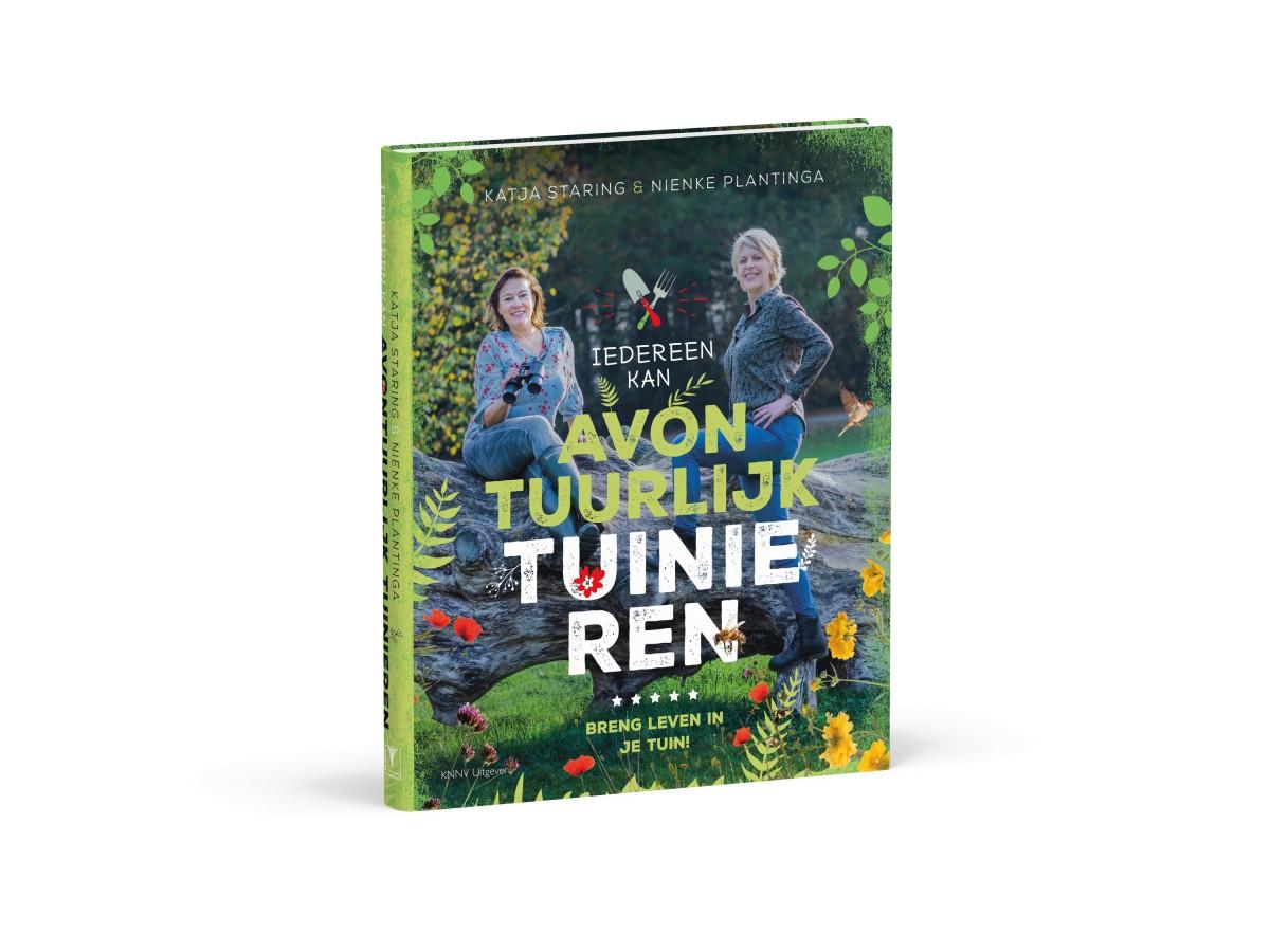 Boek - Avontuurlijk tuinieren