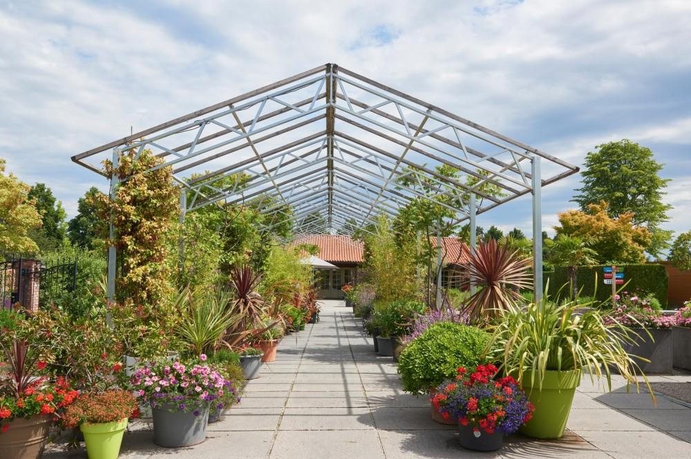 Bloempottenplein - Accommodatie 'Oranjerie'