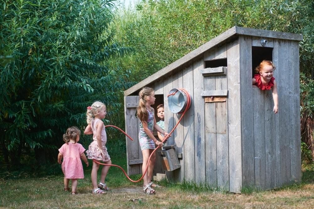 Speelhuisjes - De Tuinen van Appeltern