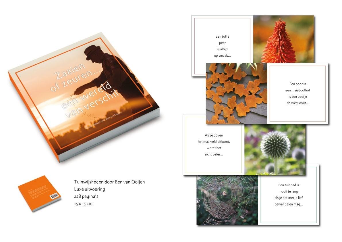 Tuinwijshedenboekje - Ben van Ooijen