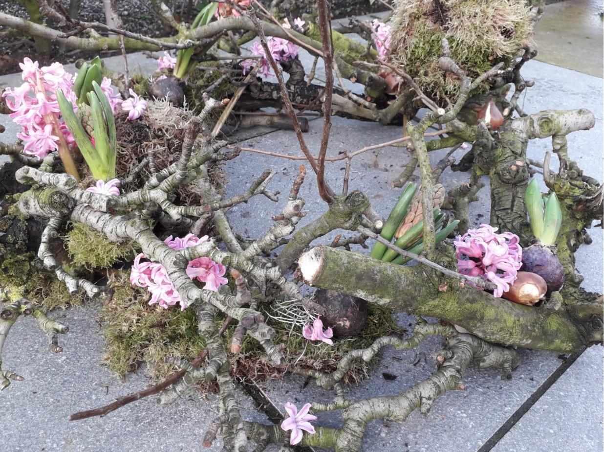 Voorjaarsdecoratieworkshop - De Tuinen van Appeltern