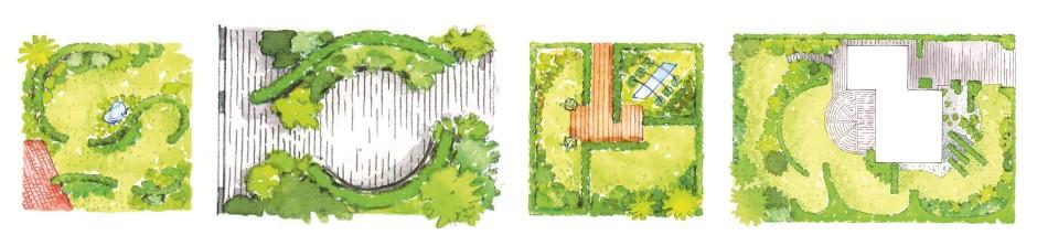 Hagen in uw tuin