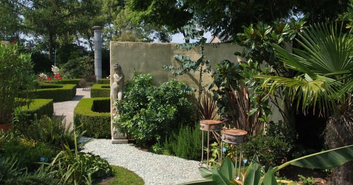Exoten tuin de tuinen van appeltern - Onze mooie ideeen ...