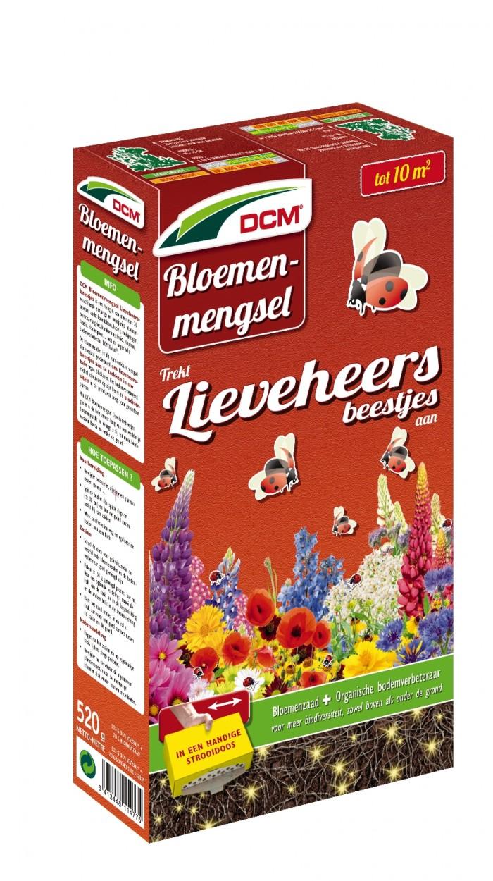 Bloemenmengsel voor Lieveheersbeestjes 520 gram (tot 10 m2, DCM).jpg