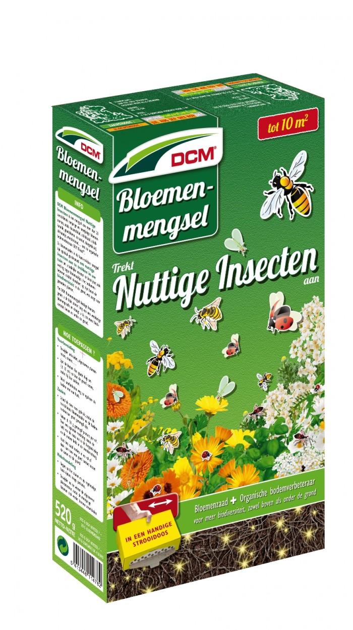 Bloemenmengsel voor nuttige insecten 520 gram (tot 10 m2, DCM).jpg