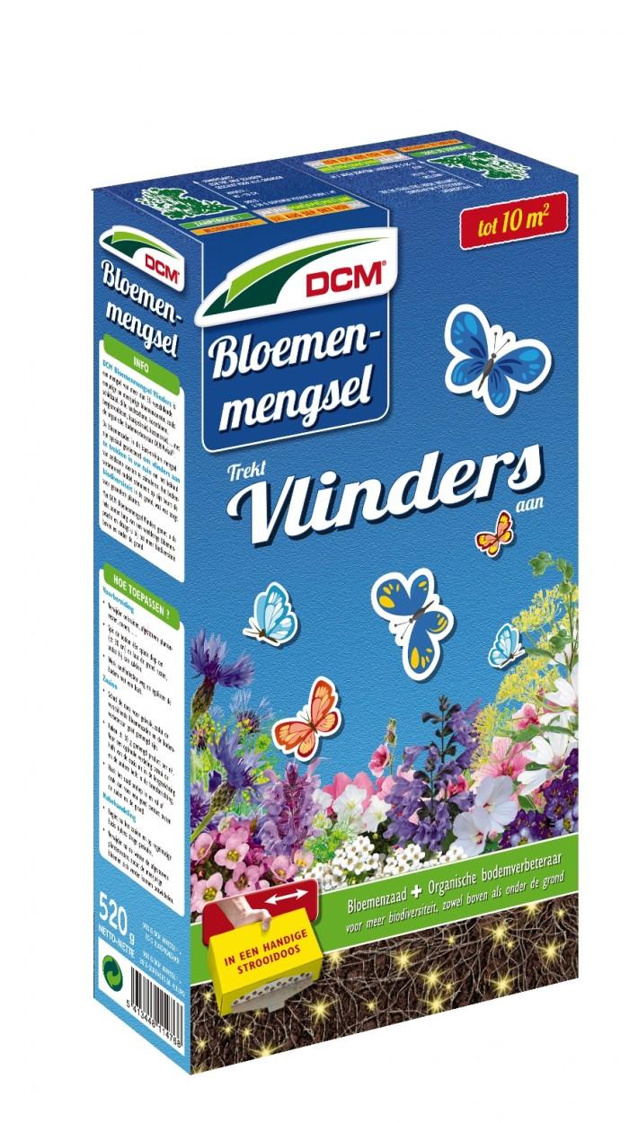 Bloemenmengsel voor Vlinders 520 gram (tot 10 m2, DCM).jpg