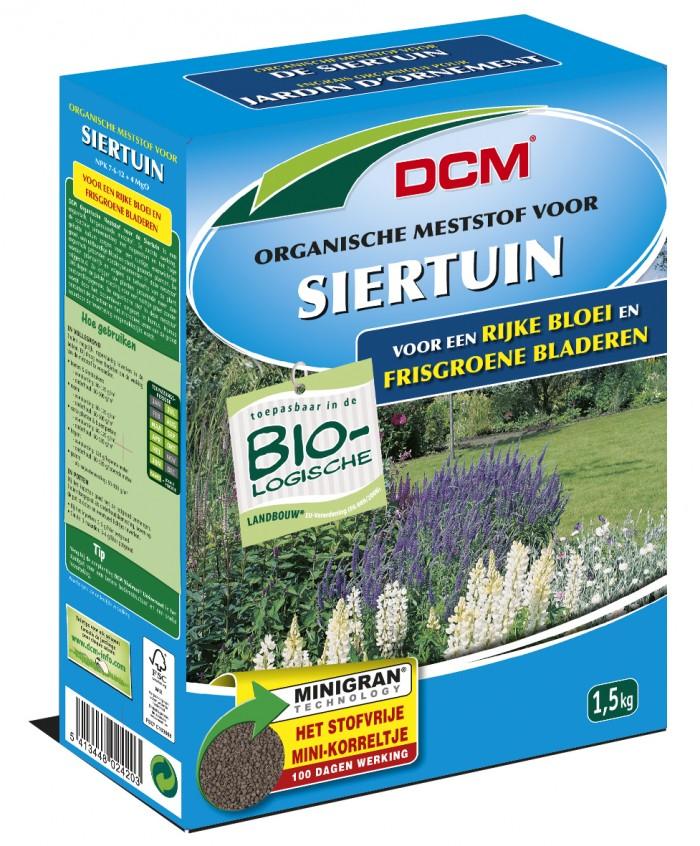 DCM Organische Meststof Siertuin - 1,5 kilogram (Bemesting voor de tuin).jpg