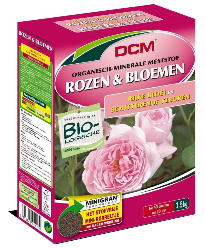 DCM Organische Meststof Rozen & Bloemen 1,5 kilogram (Rozenmest).jpg